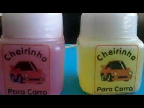 Perfume para carro 4