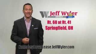 preview picture of video 'Jeff Wyler Springfield Chevrolet August Specials'