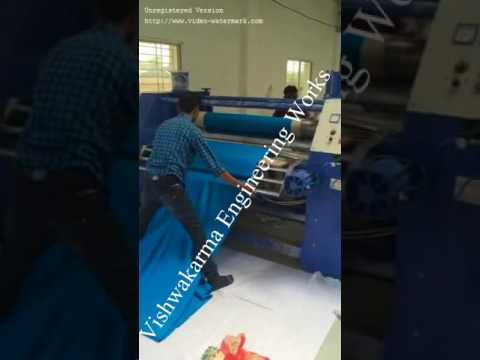 Saree Press Machine