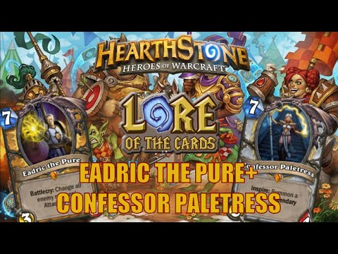 Eadric the Pure + Confessor Paletress
