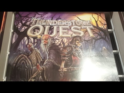Thunderstone Quest Post Playthrough Review Live Stream
