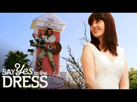 Bride Wants To Be Walked Down The Aisle By Elvis Impersonator | Say Yes To The Vegas Dress Mp3