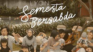 Download lagu Lyon Semesta Bersabda Mp3