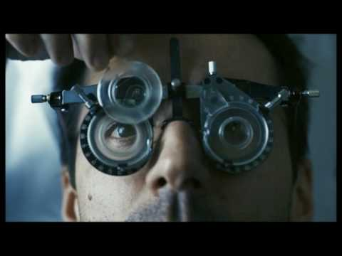Előadás a látószerv anatómiája