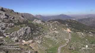 preview picture of video 'Hotel Fuerte Grazalema Aerial Video short version 2'