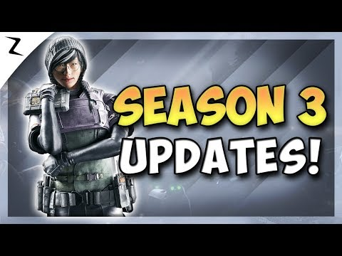 Operation Ember Rise News! Recycled Content + New Features - Rainbow Six Siege