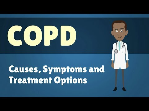 Video COPD - Causes, Symptoms and Treatment Options