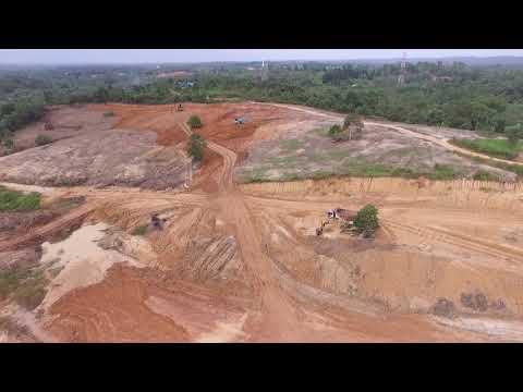 Progress Pembangunan Perumahan Mentari Village - 24 Maret 2019