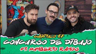 Concurso De Dibujo Con Humberto Ramos - La Liga De Los Súper Cuates #87