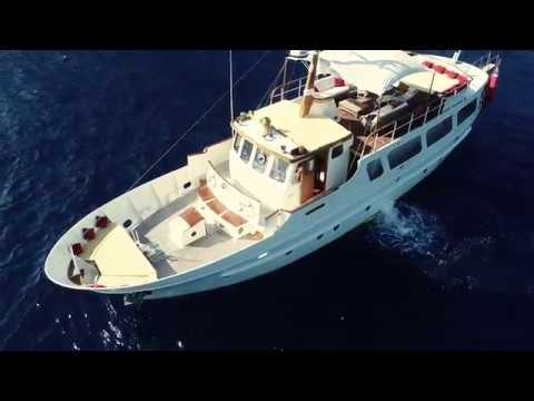 video of Classic Motor Yacht