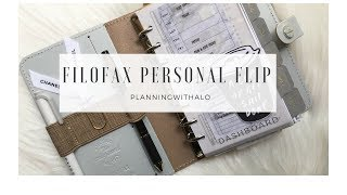 Original Filofax Personal Flip L Planningwithalo