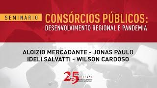 #aovivo | Seminário Consórcios Públicos: Desenvolvimento Regional e Pandemia