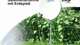 Satelliten - Antenne richtig installieren - Workshop