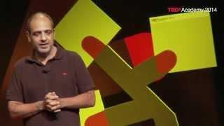 TEDx Academy 2014 - Kostas Giannakidis