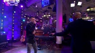 TVOHfinalist Vinchenzo Krijgt Humberto Aan Het Da  RTL LATE NIGHT