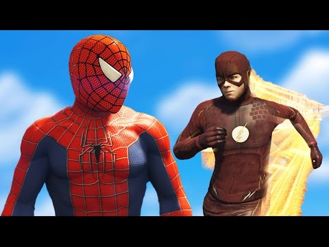 Download Ultimate Spiderman Vs Hulk Mod Gta 5 Mods Funny Moments
