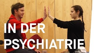Mein ERSTER TAG in der PSYCHIATRIE (Folge 2/5: Muss ich Angst vor der Psychiatrie haben?)