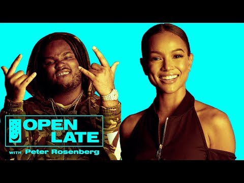 Rosenberg, Racks, Karrueche and Tee Grizzley Get Into It On Nicki Minaj and Post Malone | Open Late