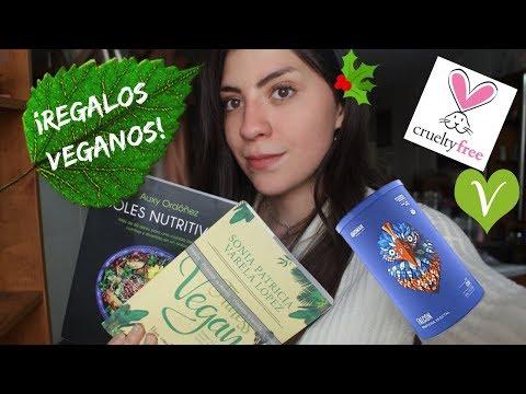 IDEAS DE  REGALOS PARA NAVIDAD/ REGALOS VEGANOS| DIANA VEGANA