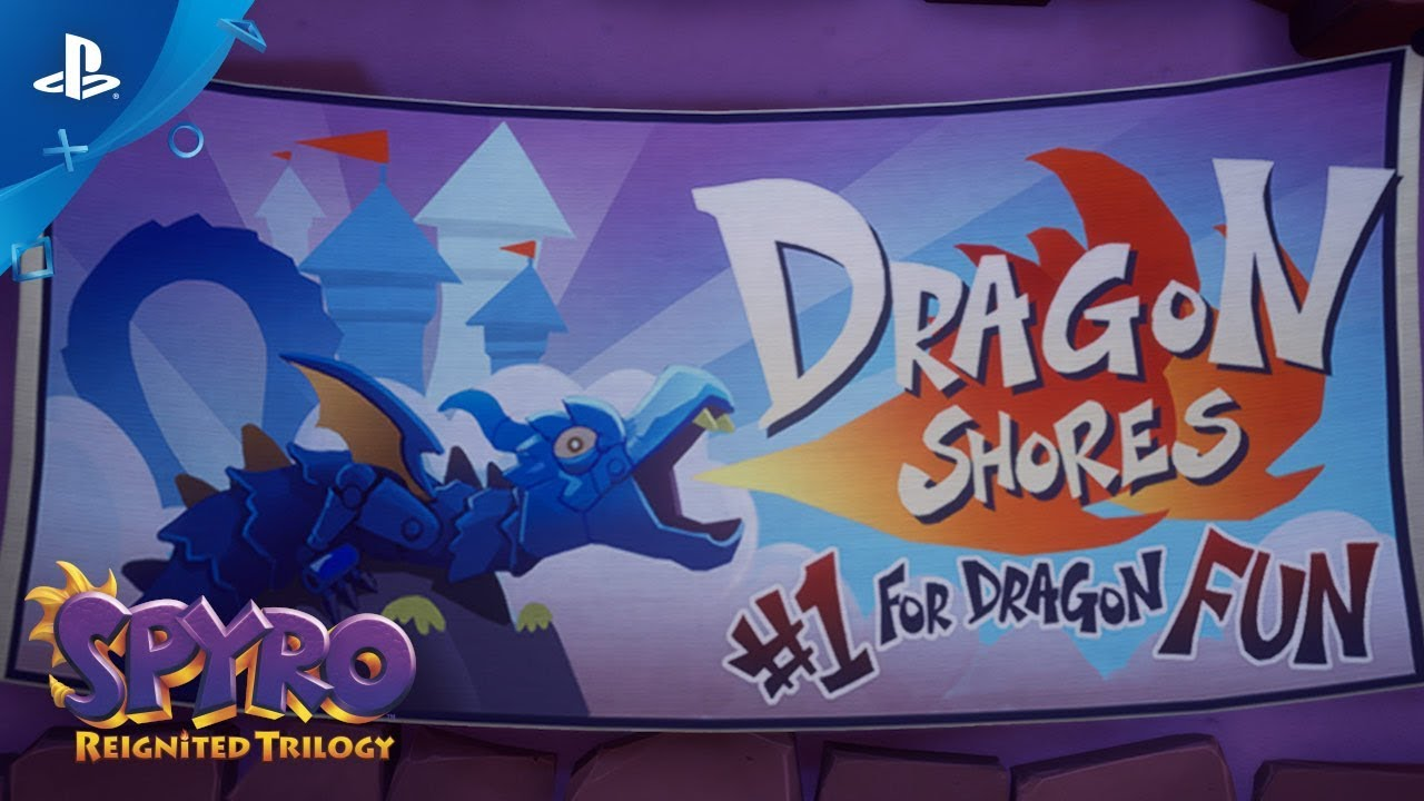 Spyro Reignited Trilogy: Revisiting Dragon Shores