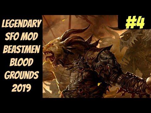 Legendary SFO Khazrak Blood Ground #4 (Beastmen) -- Mortal Empire Campaign -- Total War: Warhammer 2