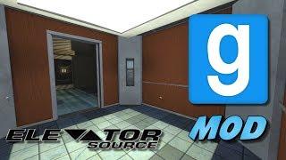 НАРКОМАНСКИЕ ПУТЕШЕСТВИЯ В ЛИФТЕ (Garry's Mod:Elevator)