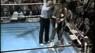 ВСЕ БОИ  Майк Тайсон !!! (11 бой из 67) 1985г