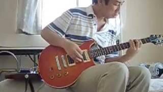 Where You Goin' Now / DAMN YANKEES (guitar cover)
