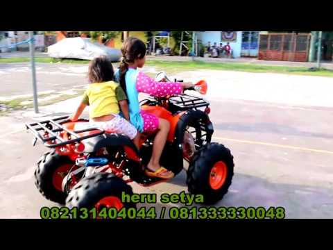 Video motor atv murah 110 cc surabaya 082131404044