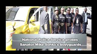 BREAKING NEWS: Senator Sonko's Bodyguards shoot two people in Embakasi during campaigns