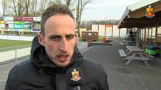 Reactie Sander Danes na HHC Hardenberg - De Treffers