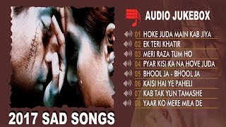 Brand New Hindi Sad Songs 2017 | Best Of Altaaf & Chandra Surya | Jukebox | Affection Music Records