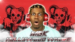 MGK   Hollywood Whore (This Is Deep) 2LM Reaction