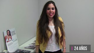 Elevación de pecho  - Testimonio Lorena Avila