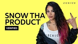 "Snow Tha Product ""Myself"" Official Lyrics & Meaning 
