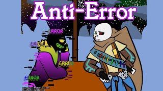 Anti Error [Undertale AU Comic Dub]