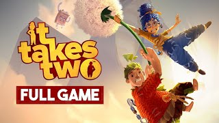 It Take Two Gameplay Walkthrough FULL GAME (no commentary)