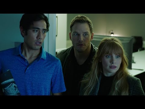 Jurassic World: Fallen Kingdom (Viral Video 'The Hunt')