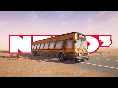Nerd³ Drives A Desert Bus In VR
