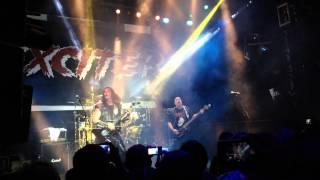 Exciter - Pounding Metal - Clash Club, São Paulo, Brasil, 04.10.2014