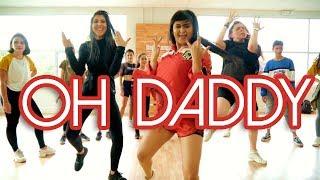 Oh Daddy   Natti Natasha | Ari Arana Choreography | @ariaranacr