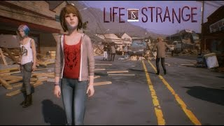 Life is strange - New Ending (Arcadia Bay destroyed) Unreal4