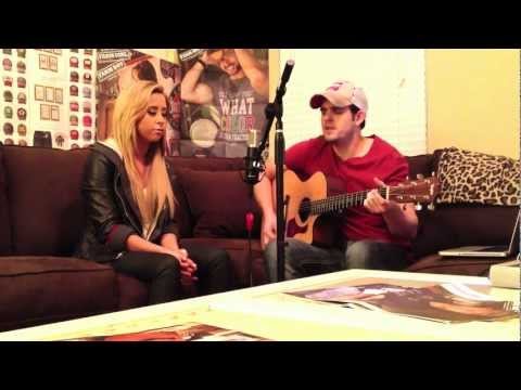 You and Tequila - Kenny Chesney ft Grace Potter cover by Chris Rogers & Jordan Allena