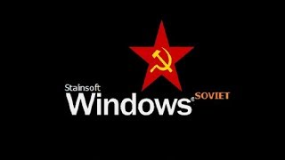 Introducing WINDOWS SOVIET !!!