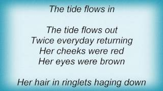 10000 Maniacs - Just As The Tide Was A Flowing Lyrics