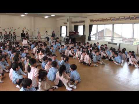 目指せ!幼稚園界のディズニーランド 「誕生会のハイ!」
