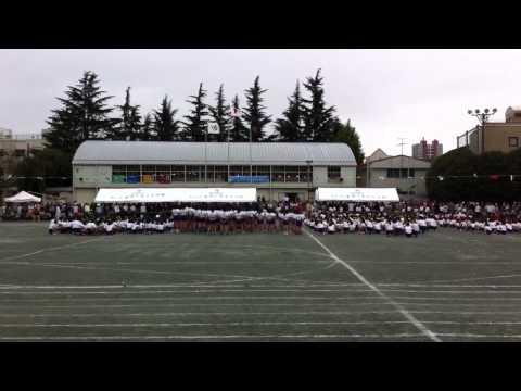 本太小学校運動会