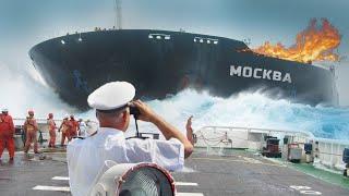Корабль против шторма - Капитан стальные яйца | Captain iron balls -  Ship against storm