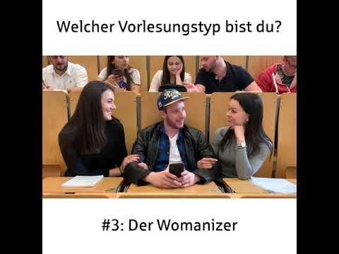 Die Studentenberater der Sparkasse Nürnberg: Welcher Vorlesungstyp bist du? Folge #2