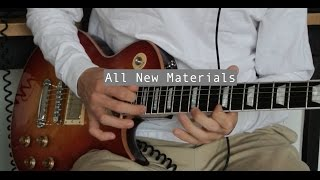 Periphery - All New Materials (Cover by Conrad MacKethan)